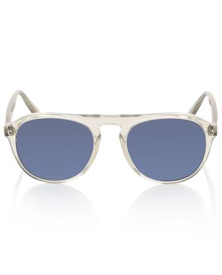 The Pilot transparent acetate sunglasses VIU