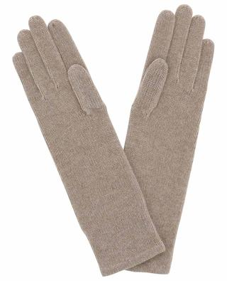 Thick cashmere gloves AGNELLE