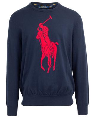 Big Pony cotton jumper POLO RALPH LAUREN