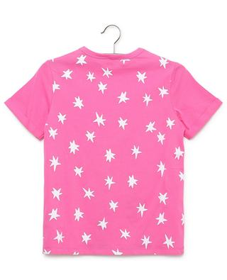 T-shirt en coton imprimé Rainbow Stars STELLA MCCARTNEY KIDS
