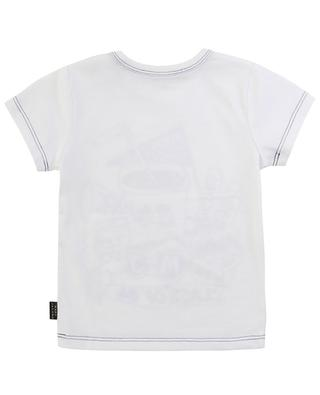 T-shirt en jersey imprimé Soda LITTLE MARC JACOBS