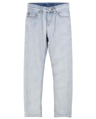 Sean embroidered cotton blend jeans ZADIG & VOLTAIRE