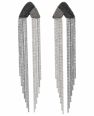 Rhinestones drop earrings FABIANA FILIPPI