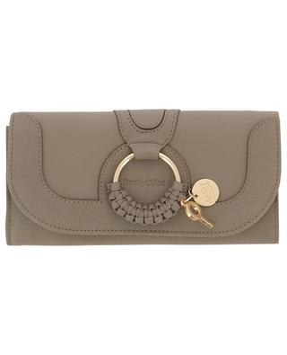 Hana grained leather wallet SEE BY CHLOE
