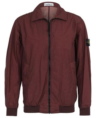 Coated nylon jacket STONE ISLAND