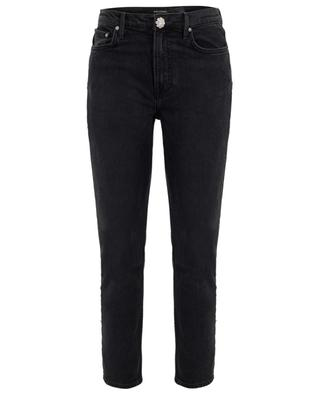 Karolina slim fit jeans with crystal detail GRLFRND