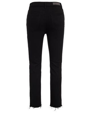 Reese slim fit jeans with frayed hems GRLFRND