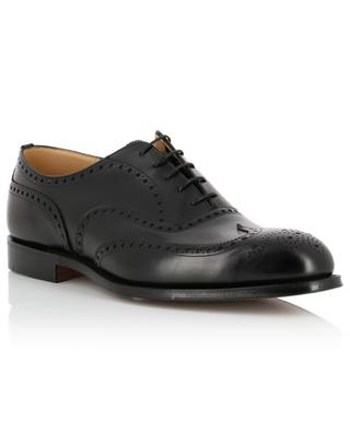 Chetwynd perforated leather lace-up shoes CHURCH