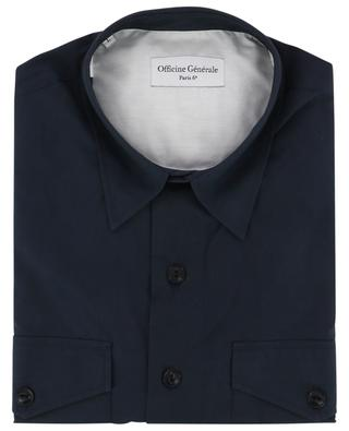 Cotton shirt with chest pockets OFFICINE GENERALE