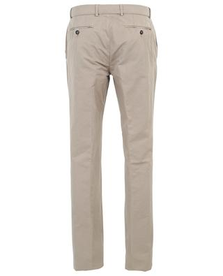 Paul cotton and linen belted trousers OFFICINE GENERALE