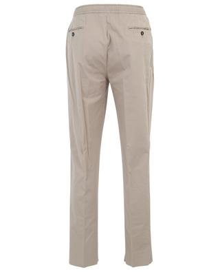 Drew cotton stretch trousers OFFICINE GENERALE