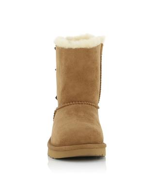 Bottines avec noeuds Bailey Bow II UGG