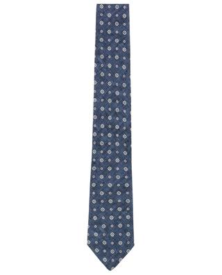 Martin EX printed silk tie ROSI COLLECTION
