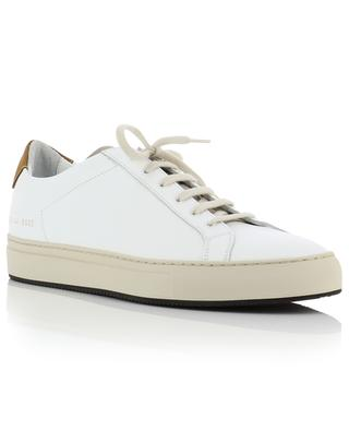 Niedrige Glattleder, Nubuk und Wildledersneakers Retro Special Edition COMMON PROJECTS