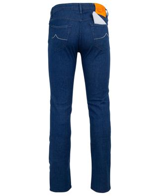 Indigo-dyed slim fit jeans JACOB COHEN