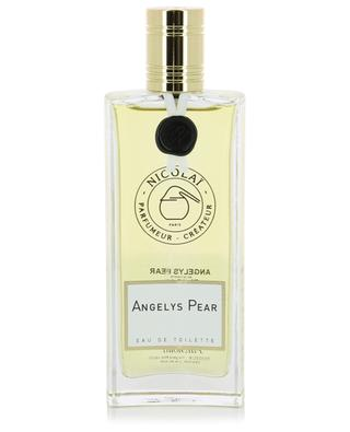 Eau de Toilette Angelys Pear - 100 ml NICOLAI