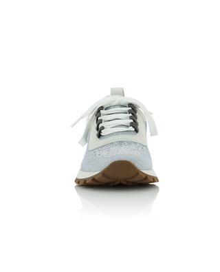 Sparkling lurex sock sneakers BRUNELLO CUCINELLI
