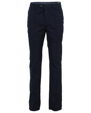 Slim-Fit cotton blend chino trousers BRUNELLO CUCINELLI