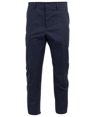 Bally stripe gabardine chino trousers BALLY