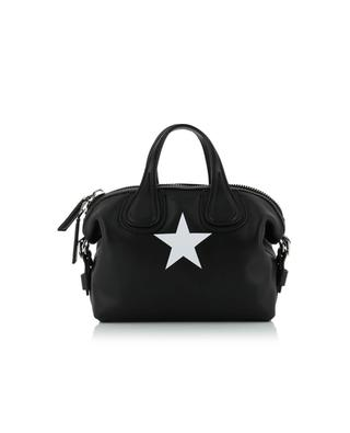 Nightingale Micro leather shoulder bag GIVENCHY