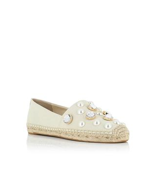 Canvas espadrilles TORY BURCH