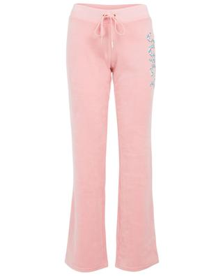 Jogginghose aus Samt Del Rey JUICY COUTURE