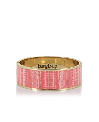 Armreif aus Emaille mit Print Posh BANGLE UP