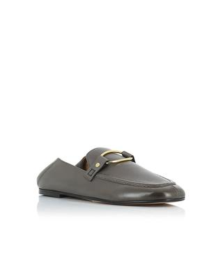 Ferlyn leather loafers ISABEL MARANT