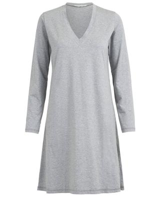 Nighty Nana cotton and modal blend night shirt SUNDAY IN BED