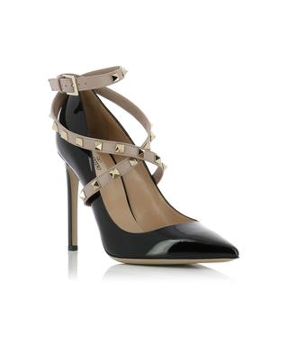 Studwrap leather pumps VALENTINO