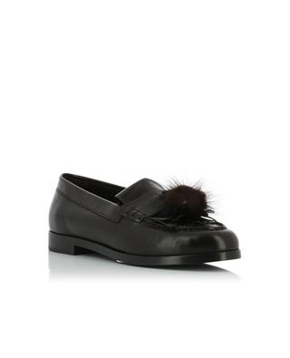 Leather loafers TRIVER FLIGHT