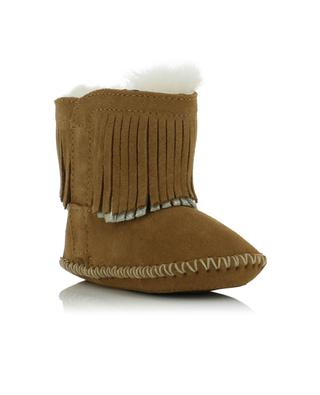 Bottines en daim Branyon Fringe UGG