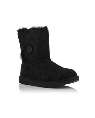 Bottines fourrées Bailey Button II Stars UGG