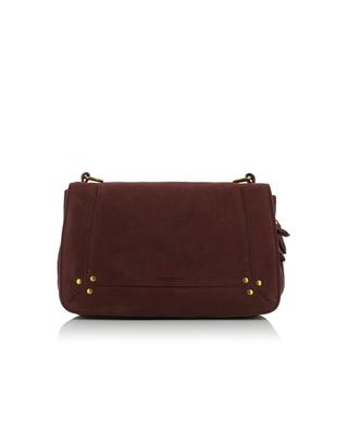 Bobi textured leather shoulder bag JEROME DREYFUSS