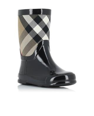 Regenstiefel House Check BURBERRY