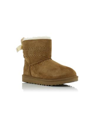 Dae Sunshine Perf shearling ankle boots UGG
