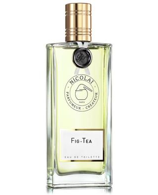 Eau de Toilette Fig-Tea NICOLAI