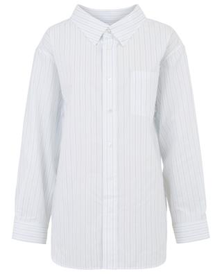 Swing Collar cotton shirt BALENCIAGA