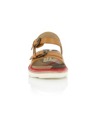 Rickman leather sandals BURBERRY