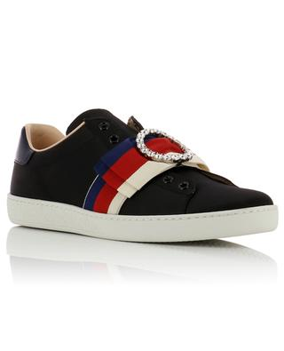 Ace satin sneakers GUCCI
