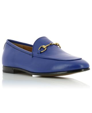 Jordaan leather loafers GUCCI