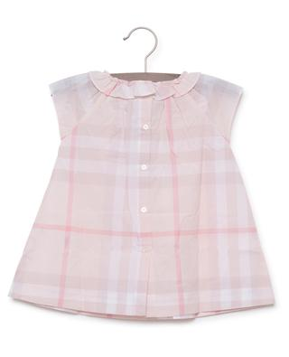 Cotton dress BURBERRY