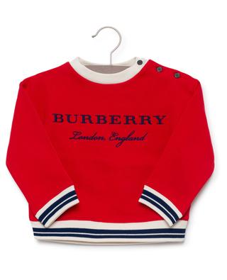 Cotton sweatshirt BURBERRY