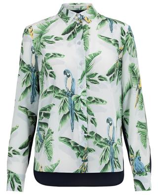 Wilson Paradise silk shirt STELLA MCCARTNEY