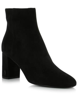 Bottines en daim Loulou 70 SAINT LAURENT PARIS