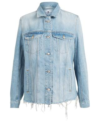 Oversize-Jeansjacke 7 FOR ALL MANKIND