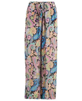 Viscose trousers ETRO