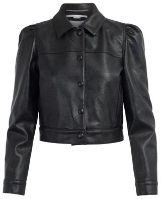 Veste en cuir synthétique Emmalee STELLA MCCARTNEY