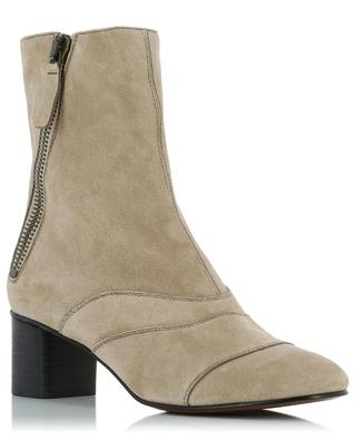 Bottines en daim Lexie CHLOE