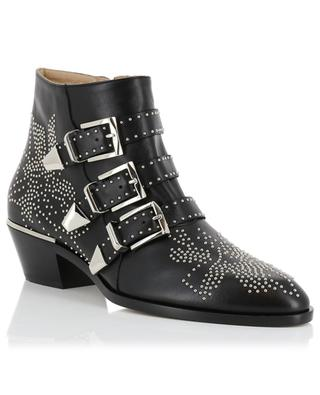 Susanna leather ankle boots CHLOE